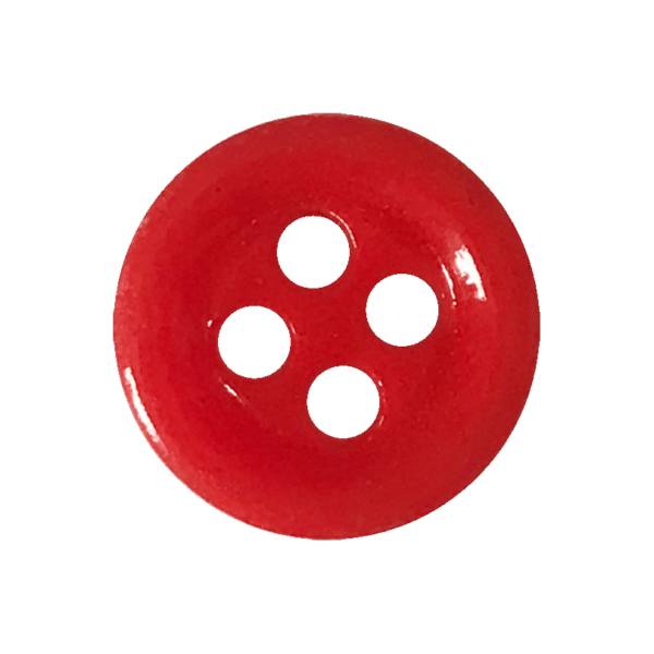bouton-rouge-12mm